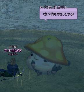 (食べ物を奪おうとする)