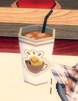 テイクアウトコーヒーw
