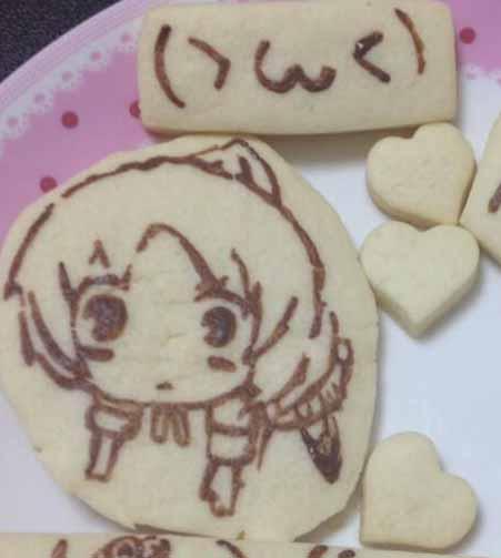 あすさんクッキー