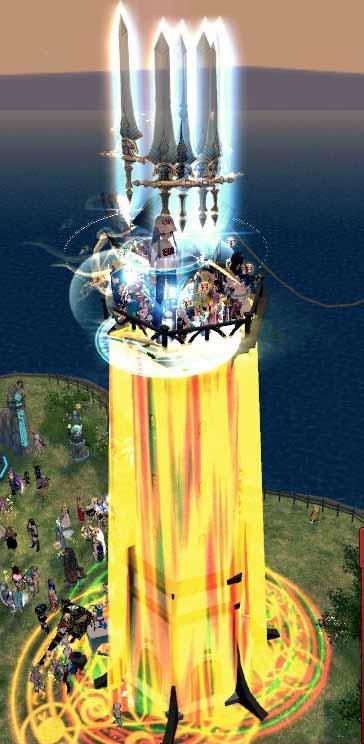 神聖な灯台