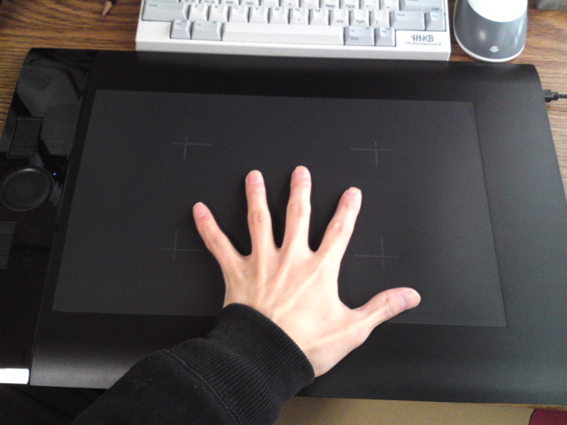 intuos4hand