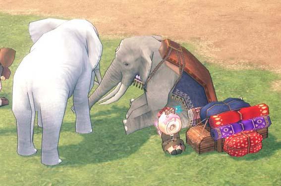 象さん椅子