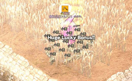 Huge Lucky Bonus!!