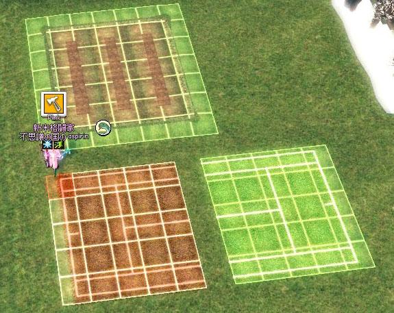 ハーフテニスコートL