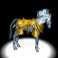 銀炎のフレイムメア