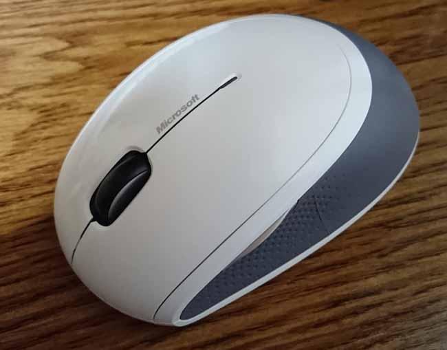 ワイヤレスマウス5000ω
