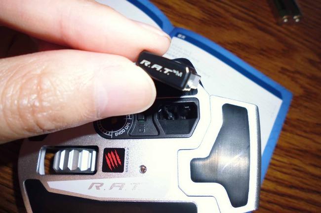 USBナノレシーバー
