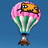 ミニ熱気球キット