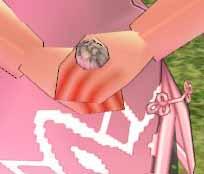 牡丹の指輪ww
