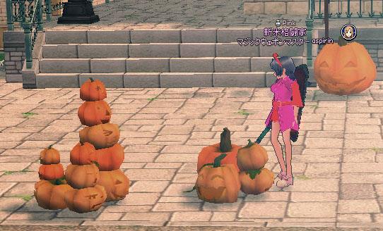 かぼちゃやパンプキン