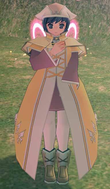 エリネド錬金術師のスーツ