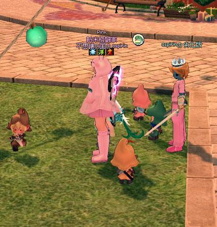 妖精5人組ミニドール