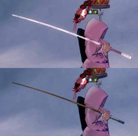 釣り竿の比較