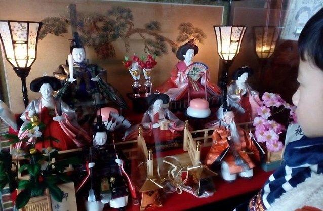 0211雛人形飾り