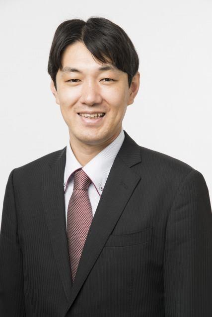 沢渡先生プロフィール写真