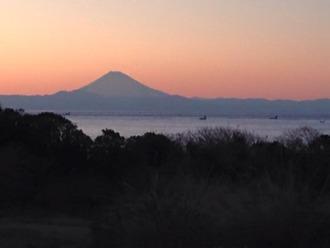 22富士山