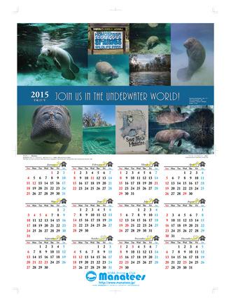 2015カレンダー(表紙)