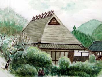 赤松田舎家