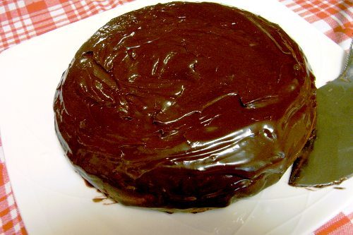 さんさん録 チョコレートケーキ