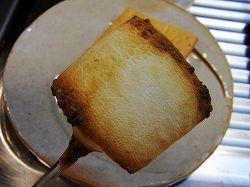 焼いたマシュマロ
