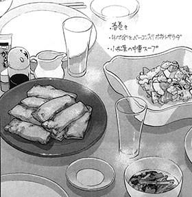 「きのう何食べた?」(よしながふみ/講談社)13巻より