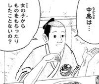 「磯部磯兵衛物語」(仲間りょう/集英社)2巻より