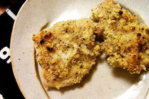 よしながふみ きのう何食べた? 鶏肉の香草パン粉焼き
