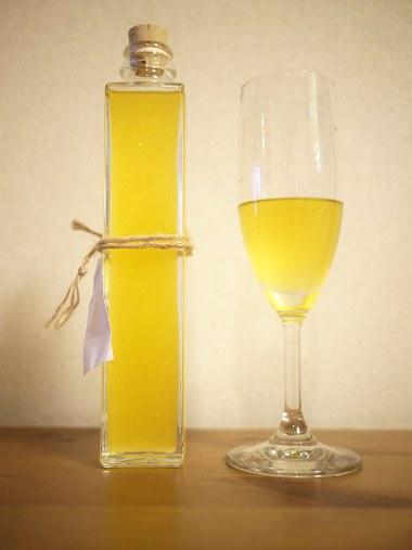「ハクメイとミコチ」のレモンチェッロ