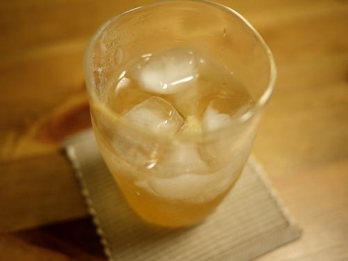 柿のラム酒漬 うめぼし