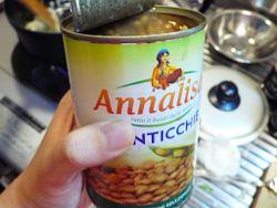 レンズ豆の缶詰