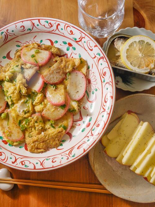 「侠飯」のスナック料理