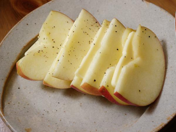 リンゴチーズ