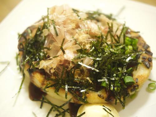 「ワカコ酒」(新久千映)の山芋とろろ焼き