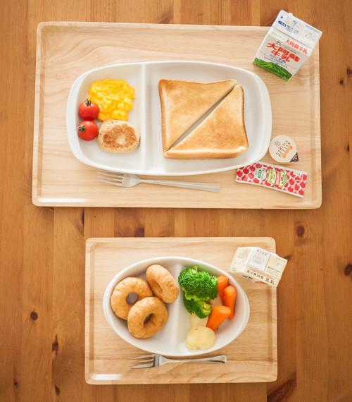 「BEASTARS」(板垣巴留)の朝食