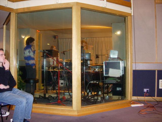 グリフとスタジオ