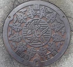 74・中津川市8・旧加子母村