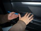 Passat CC Mirror Adjustment Knob/Window Switch