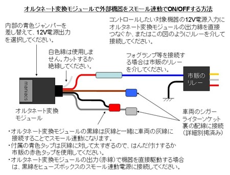配線方法補足6-1