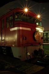 機関車 近影