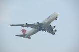 JAL B747-400�