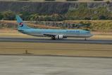 大韓航空 B737-900 ウィングレットなし