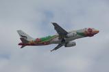 バンコクエアー A320