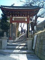 地蔵王廟:門