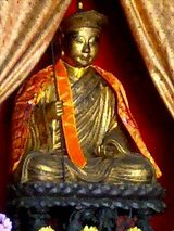 地蔵王廟:像