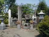 伝・長野業盛の墓