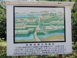 長野時代箕輪城絵図