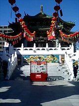 馬祖廟:本殿