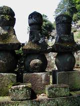 長野業政の墓(長年寺)