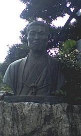 近藤勇の墓01