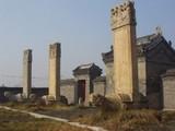 ムルハチ・ダルチャの石碑